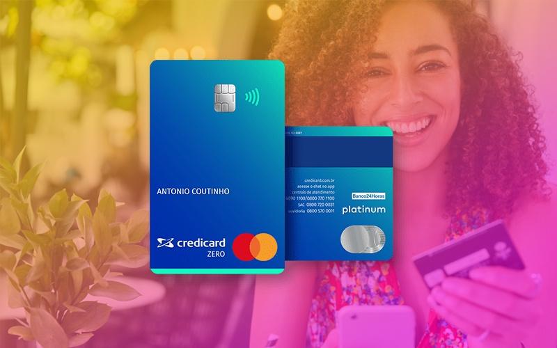 Cartão Credicard Zero - Descubra como solicitar e não pagar a anuidade