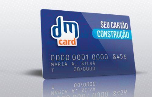 Saiba como solicitar o cartão da DMCard