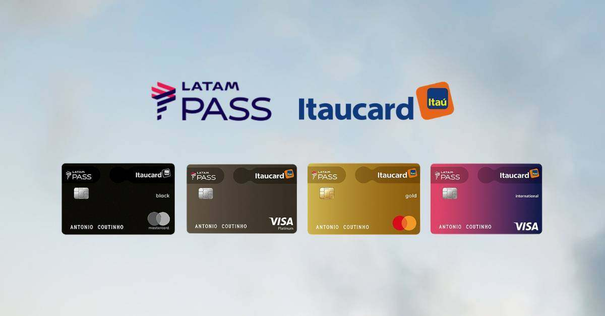 Latam Pass Itaucard - Aprenda como solicitar o cartão