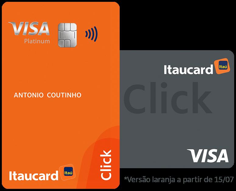 Veja como solicitar o Cartão de Crédito Itaucard Click com Anuidade Grátis