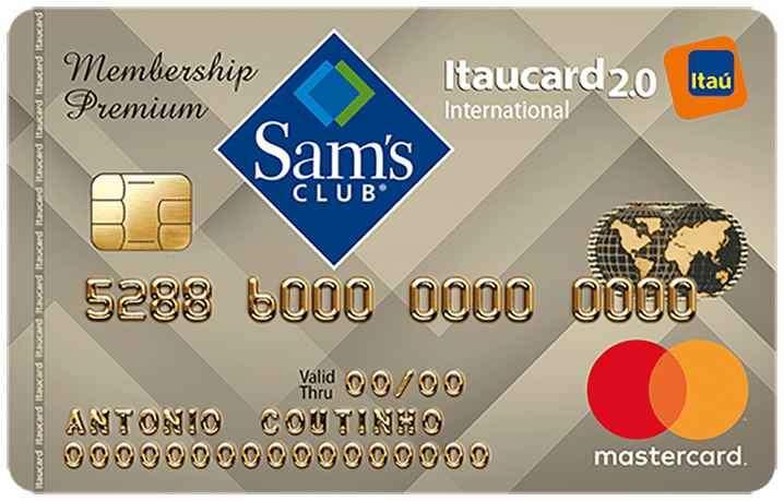 Sam's Itaucard Gold - Aprenda como solicitar