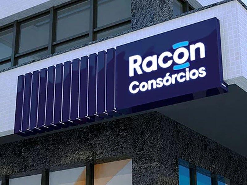 Racon - Como simular o consórcio online